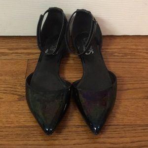Black Sam Edelman dress shoes size 8